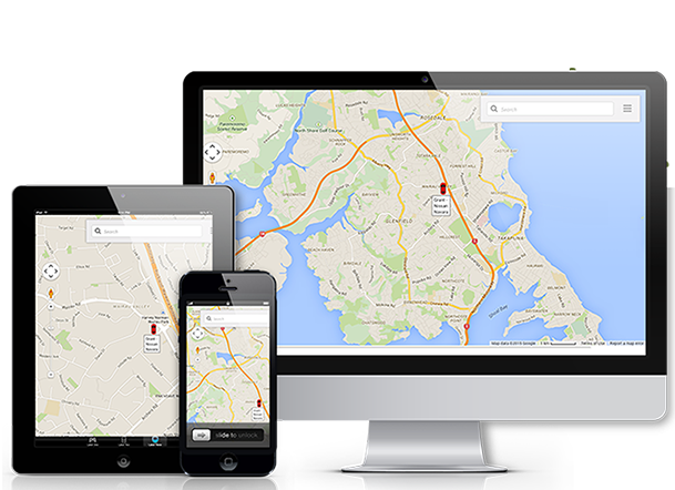 Buy Affordable GPS Trackers, Devices With Real Time Tracking System
